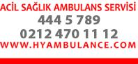 Ambulans Servisi